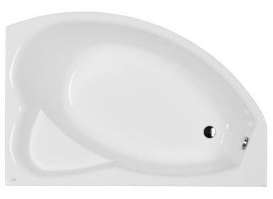 Wanna asymetryczna Koło Agat 150, wymiary 150×100