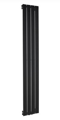 Grzejnik łazienkowy Equation Vertical 1650×300 mm, orientacja pionowa ścienna
