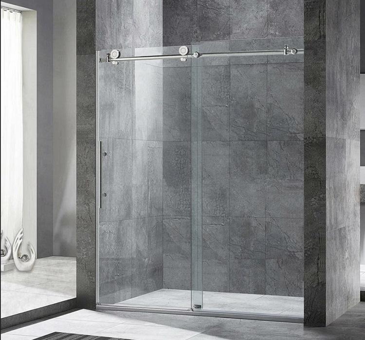 szklane drzwi prysznicowe