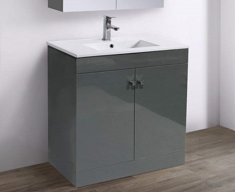 umywalka z szafką łazienkową