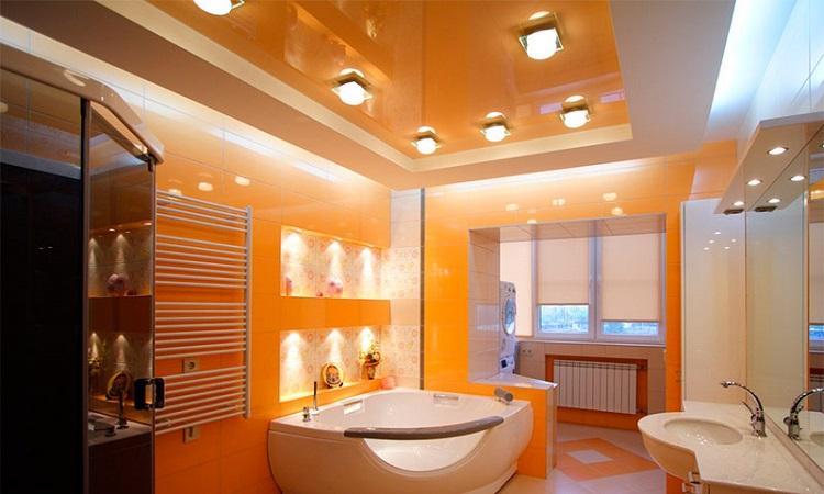 Jak zrobić sufit podwieszany w łazience?