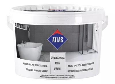 Folia płynna Atlas 5 kg, elastyczna hydroizolacja