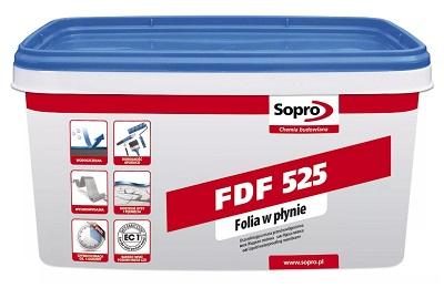 Folia uszczelniająca w płynie Sopro FDF525 20 kg
