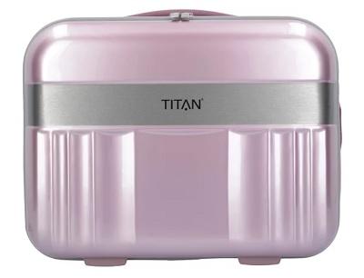Kuferek na akcesoria kosmetyczne Titan Spotlight Flash, rozmiar 38 x 19 x 32 cm