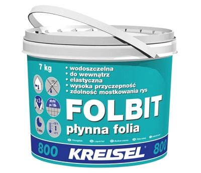 płynna folia uszczelniająca Kreisel Folbit 800 7 kg