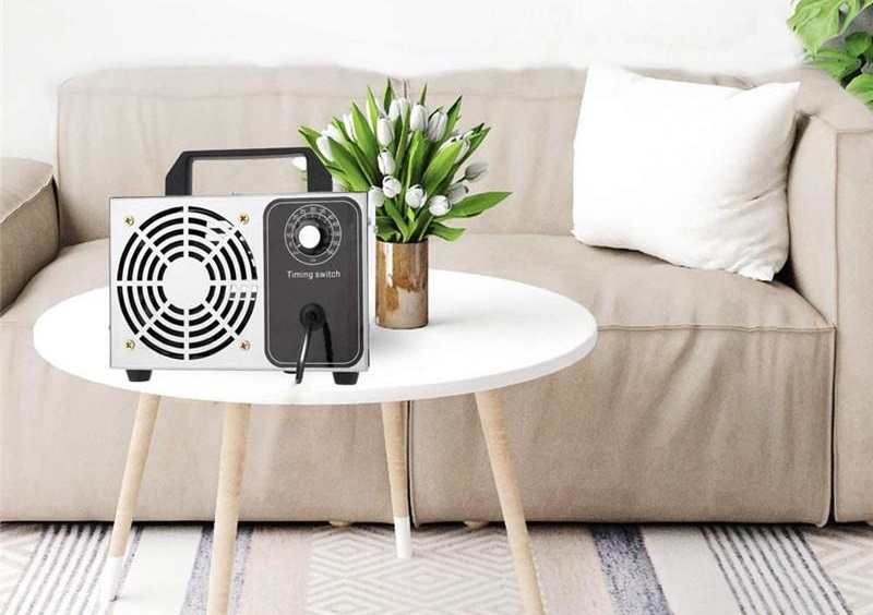 Domowy ozonator powietrza
