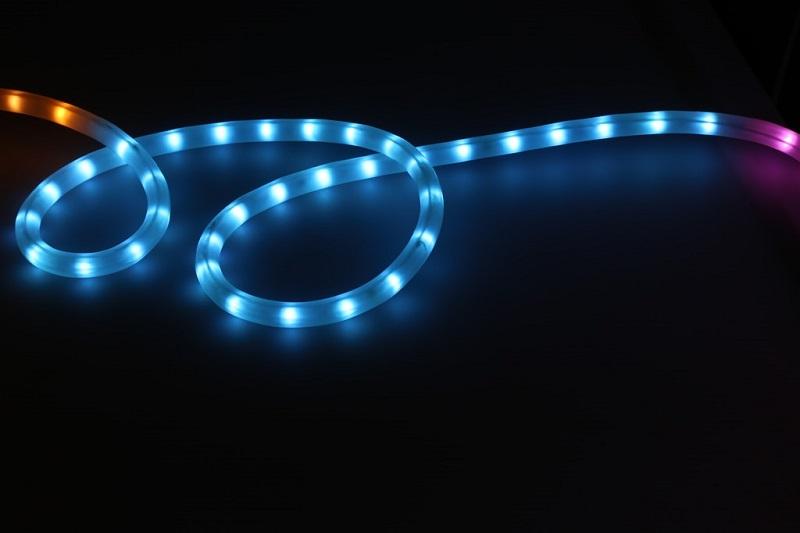 Taśmy LED – jak wykorzystać je we wnętrzach?